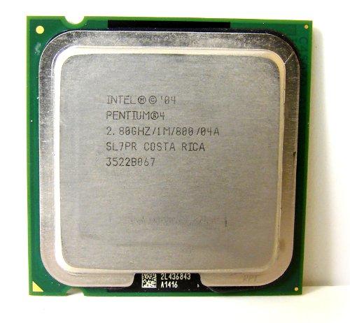 Intel Pentium 4 Processor 2.80 GHz / 1 MB / 800 SL7PR (Pentium 4 Hyper Threading)