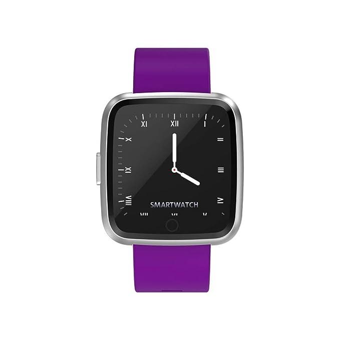 Amazon.com : Vacio Tracker Y7 Smart Watch, IP67 Heart Rate ...