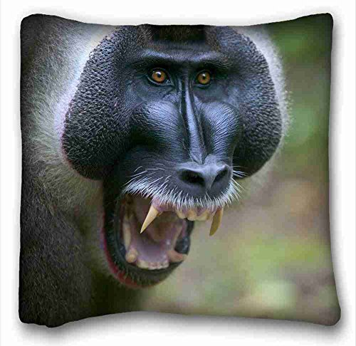 Flannel Pregnancy Pillows - Generic Personalized ( Animals baboon monkeys