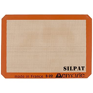 Silpat 11-5/8  x 16-1/2  Non-Stick Silicone Baking Mat