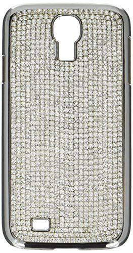 - KALIFANO Samsung Galaxy S4 Case Made with Clear Crystals