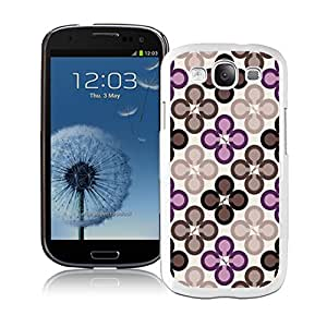 Luxury Coach 71 White Samsung Galaxy S3 Screen Phone Case Personalized and Beautiful Design