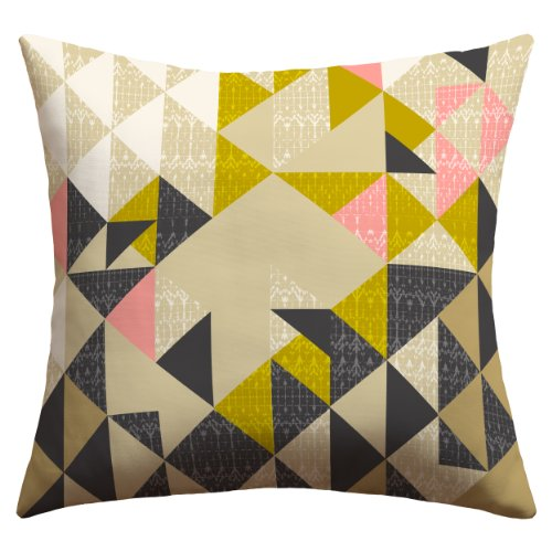Deny Designs Pattern Outdoor Pillow