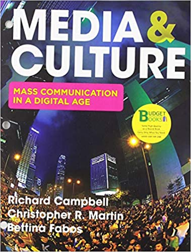looseleaf version for media culture an introduction to mass communication