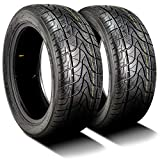 305/45R22 Tires - Set of 2 (TWO) Fullway HS288 Touring All-Season Radial Tires-305/45R22 118V XL