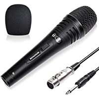 TONOR Pro Vocal Dynamic Microphone with XLR Cable...