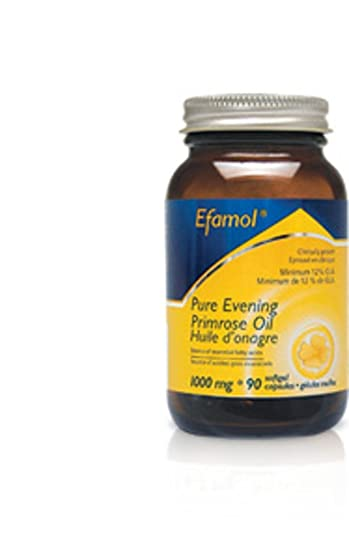 Amazon.com: efamol-evening aceite de onagra 1000 mg ...
