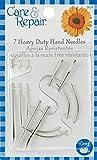 Dritz 9624D Assorted Heavy Duty Hand Needles, 7-Pack