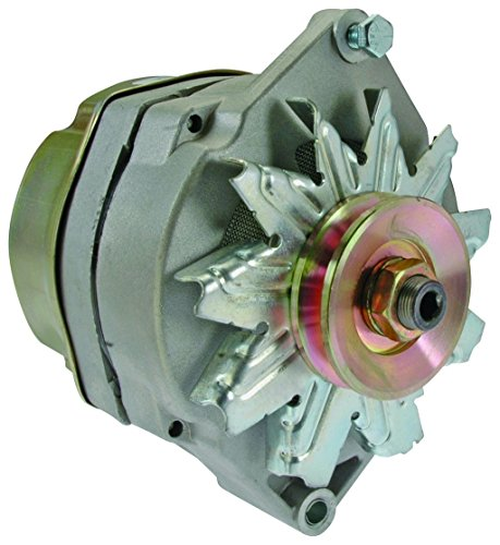 NEW 200 HIGH AMP Chevy Delco Marine Alternator Mercruiser 1-Wire (Amp 1 Alternator)