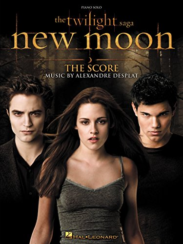 (Hal Leonard Twilight: New Moon - Music From The Motion Picture Score for Piano Solo)