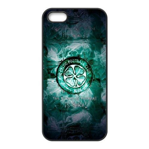 Celtic Fc O3K26K3OP coque iPhone 4 4s case coque cover black AJ5SQ7