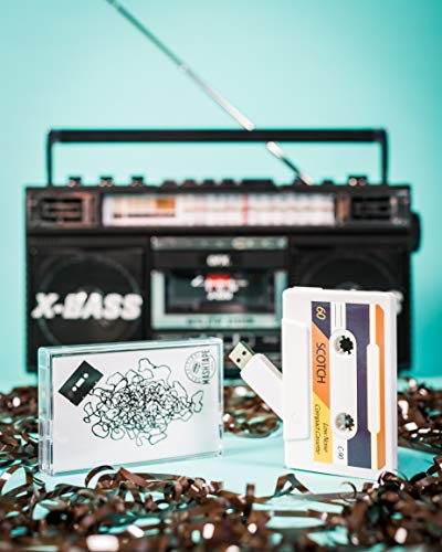 The Original MASHTAPE --Cassette Tape USB Flash Drive