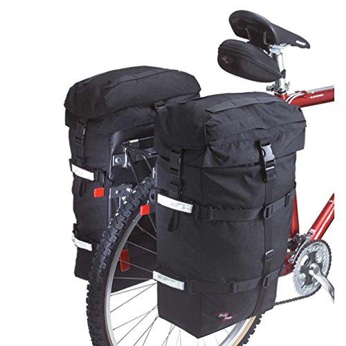 Inertia Designs Expedition Cam Panniers-Black
