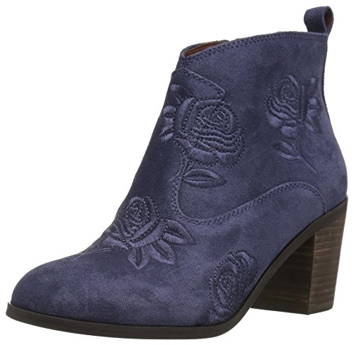 Stiefel Lucky Frauen Marokkoblau Frauen Lucky Brand Brand Marokkoblau Lucky Stiefel 47dFnqUUv