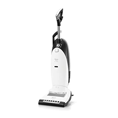 New Miele Dynamic U1 Cat and Dog Upright Vacuum, Lotus White - Corded