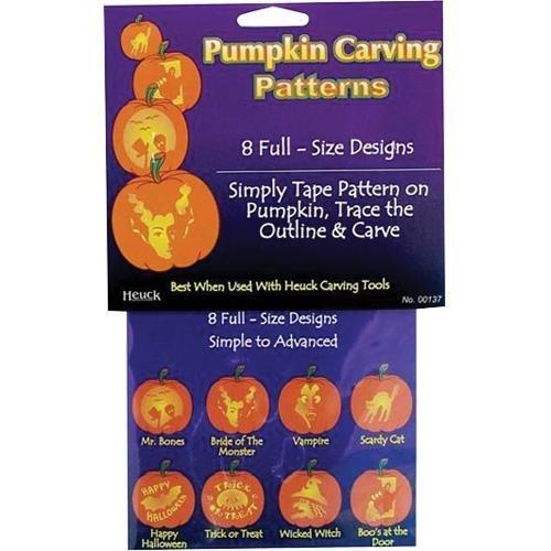 Pumpkin Carving Designs - 4