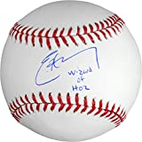 Eric Hosmer Kansas City Royals Autographed Baseball with Wizard of Hoz Inscription - Fanatics Authentic Certified