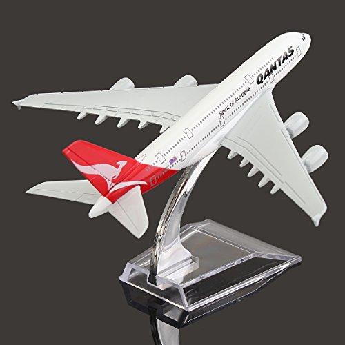 new-16cm-metal-plane-model-aircraft-a380-australia-qantas-aeroplane-scale-desk-toy-by-ktoy