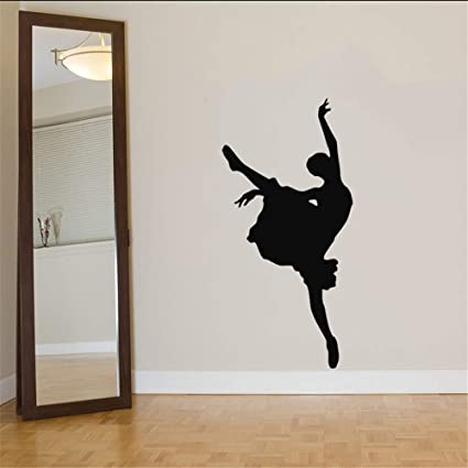 Stickers Muraux Minecraft Ballerine Danse Belle Danseuse ...