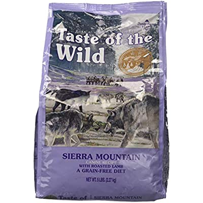 Sierra Mountain Dog Food