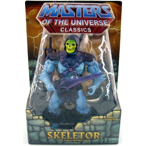 HeMan Masters of the Universe Classics Exclusive Action Figure Skeletor