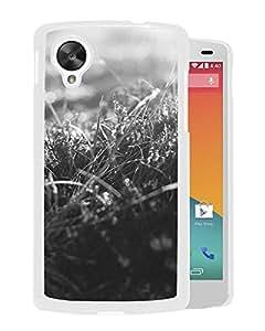 New Beautiful Custom Designed Cover Case For Google Nexus 5 With Nature Dark Sunrise Grassland Bokeh (2) Phone Case