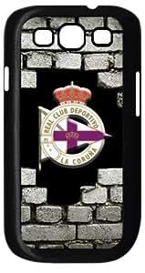 FC Deportivo La Coruna Classic Sport Design Samsung Galaxy S3 I9300 Case