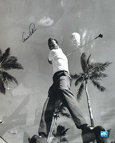 Arnold Palmer Signed Photo - 5