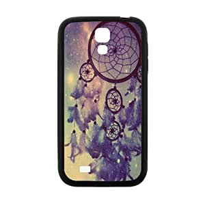 Sunrise Dreamcatcher Feather Mayan Aztec Tribal Phone Case for Samsung Galaxy S4 Case
