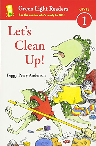 Let's Clean Up! (Green Light Readers Level 1)