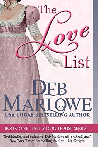 The Love List (Half Moon House Book 1) cover