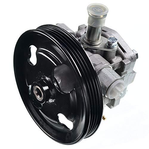 - A-Premium Power Steering Pump with Pulley for Suzuki Grand Vitara 1999-2005 XL-7 2002-2006 Chevrolet Tracker 2001-2004
