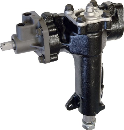 Air Bel Power Steering Chevy - Borgeson 800105 Power Steering Conversion Box