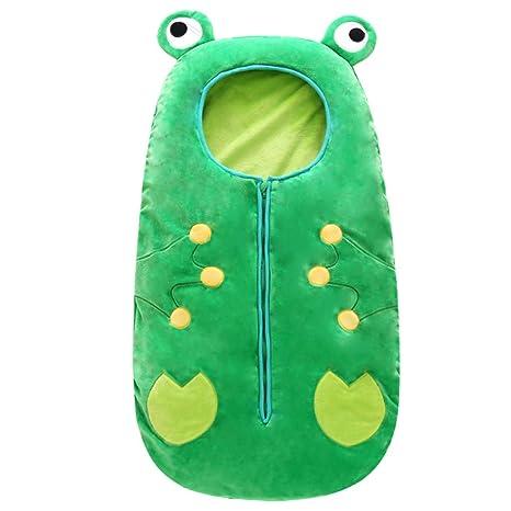 Bebé Saco de dormir 2.5 Tog - Invierno Envolver Manta de Bebé Animal Diseño para Niños