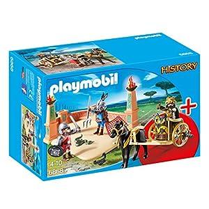 Playmobil 6868 - Gladiatori dell'Antica Roma, Multicolore 6 spesavip