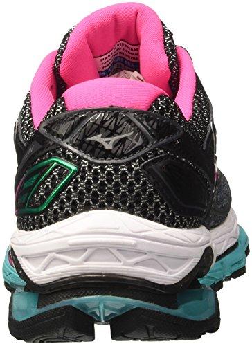 Creation De Course Wos Mizuno Chaussures 63 Multicolore Wave Pour Femme Pied Ceramic Pinkglo castlerock 19 FSxXxq