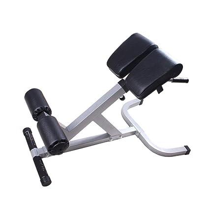 Bancos ajustables Fitness Extensión De Espalda Ajustable para Fortalecer Los Abdominales Y La Espalda Baja,