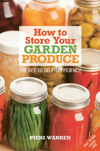 How to Store Your Garden Produce: The Key to - Store Pier