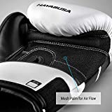 Hayabusa S4 Kids Boxing Gloves for Boys and Girls - White, 8oz