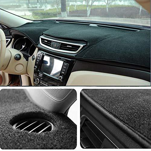 XIANGFA Car Dashboard Cover For Mitsubishi Mirage//Mirage G4 2012 2013 2014 2015 2016 2017 2018 2019 Presen LHD of RHD Auto Sun Shade