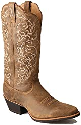 Twisted X Womens Fancy Stitched Cowgirl Boot - Wwt0025
