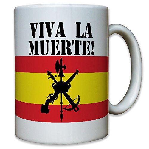 Taza Legión España