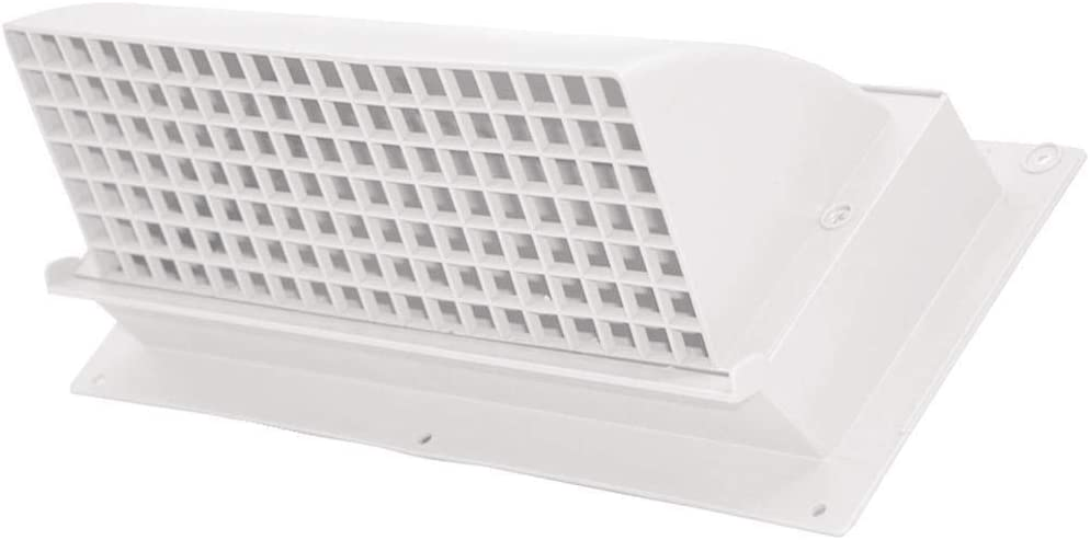 BUILDERS BEST 111873 Nemco(R) WC310 Heavy-Duty Plastic Range Hood Vent (White)