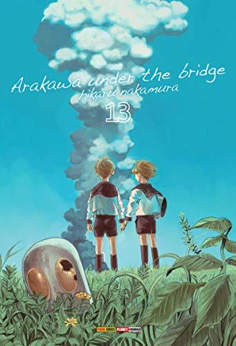 Arakawa Under the Bridge - Volume13