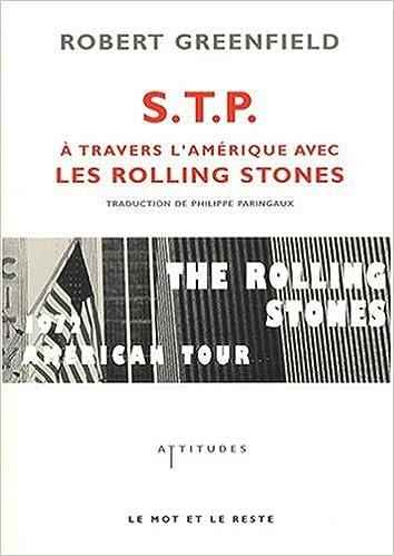 Livre gratuits STP : A travers l'Amérique avec les Rolling Stones pdf