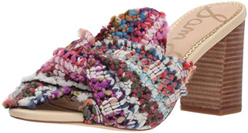 Sam Edelman WoMen Oda Open Toe Sandals Bright Multi