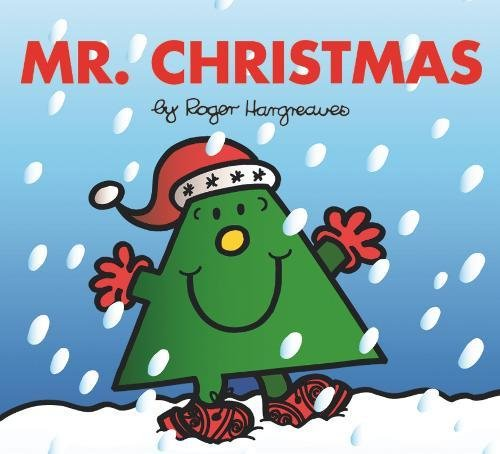 Mr. Christmas  Mr. Men And Little Miss Celebrations