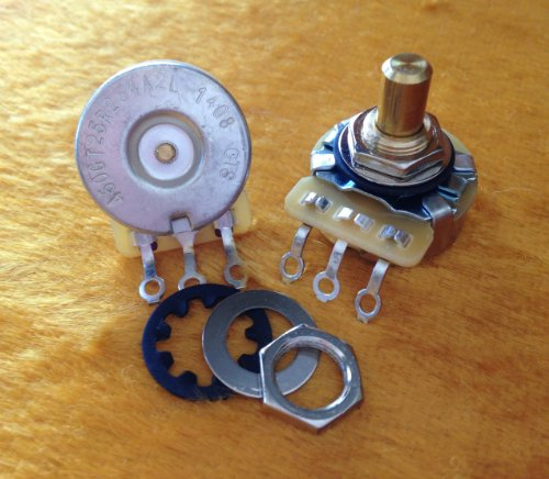 pair-2x-cts-450g-series-250k-short-solid-shaft-audio-taper-potentiometers-pots-10-tolerance