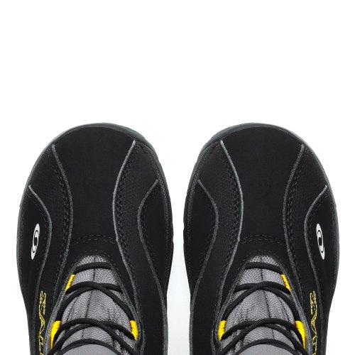 Outdoorschuhe Graphic B4 Schwarz GTX Trekking Schuhe Salomon Schwarz Trail 4IqPW