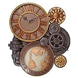 Design Toscano EU9348 Gears of Time Clock, Large